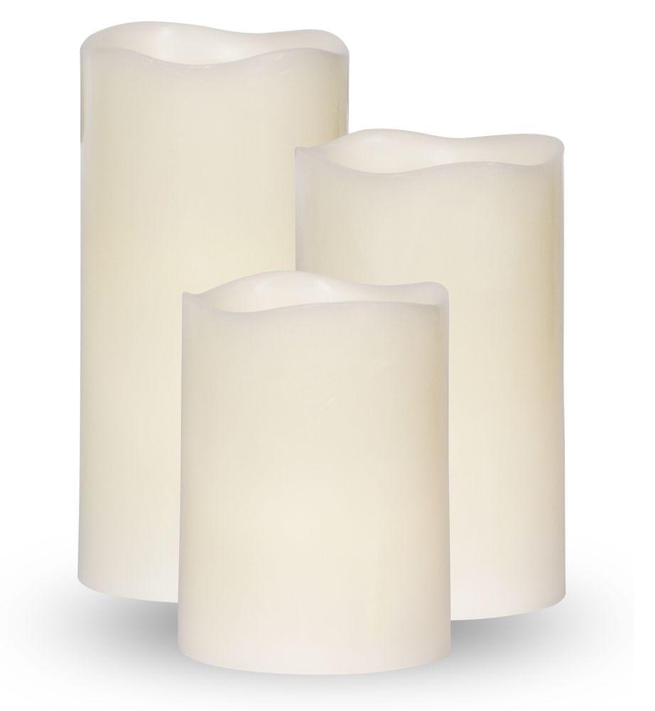 TimeLife LED svíčky - sada 3 ks