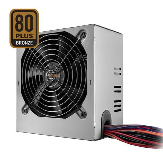 Be quiet! napajalnik ATX Sistem Power B9, 80Plus Bronze, 300 W
