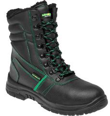 Adamant Zimná vysoká pracovná obuv Classic S3 čierna 36 b9f923875b