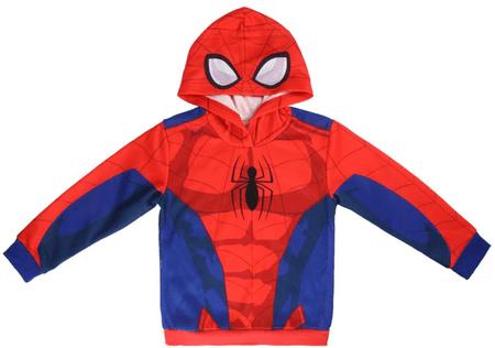 Disney chlapčenská mikina Spiderman 92 - 98 červená - Parametre ... c151ebc2782