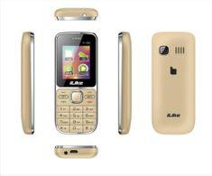 iLike F-183 Mobiltelefon, Arany