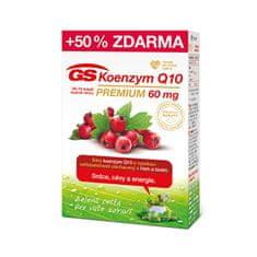 GreenSwan GS Koenzym Q10 60 mg Premium 30 + 15 kapslí