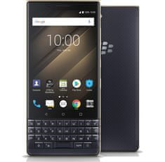 BlackBerry KEY2 LE Dual SIM, 64GB, Blue/Champagne mobiltelefon