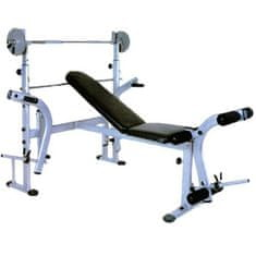Spartan večnamenska klop za fitnes