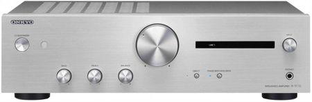 Onkyo stereo ojačevalnik A-9110, srebrna
