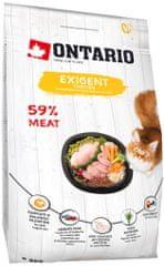 Ontario Cat Exigent 2kg