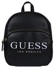 Guess Dámský batoh Logo Small Backpack Black