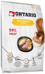 Ontario Cat Exigent 6,5kg