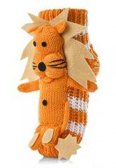 Attractive dětské ponožky se lvem