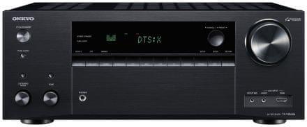 Onkyo omrežni sprejemnik TX-NR686E, 7.2 AV, črna