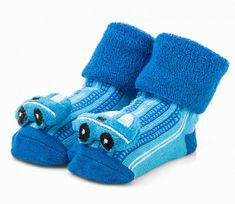 Attractive chlapecké ponožky s autem