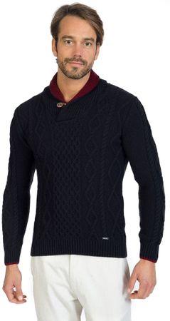 Sir Raymond Tailor sweter męski, M, ciemnoniebieski