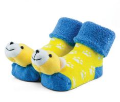 Attractive chlapecké ponožky s medvídkem