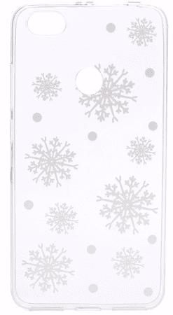 EPICO Rugalmas műanyag tok Xiaomi Mi 5A WHITE SNOWFLAKES