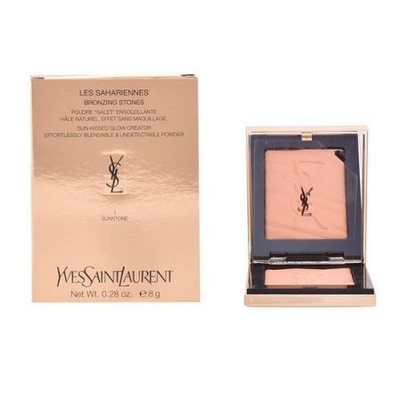 Yves Saint Laurent Puder brązujący Les Sahariennes (Bronzing Powder) puder (Bronzing Powder) 8 g (cień 02 Fire Opal)