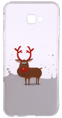 EPICO Pružný plastový kryt pro Samsung Galaxy J4+ RUDOLF
