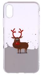 EPICO Pružný plastový kryt pro iPhone X / iPhone XS RUDOLF