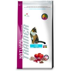 TRAINER Natural Cat tuniak 7,5 kg