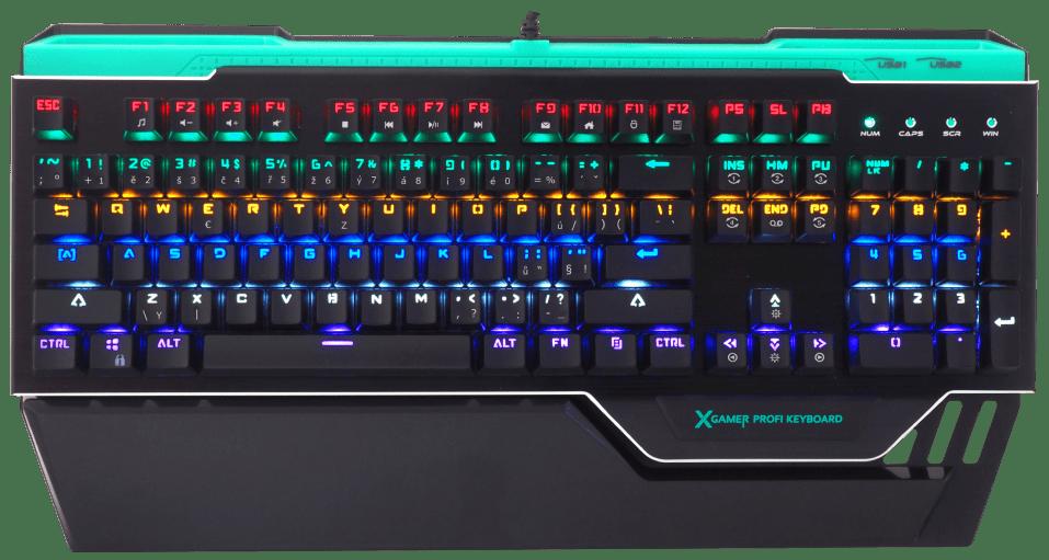 X-Gamer KM10, CZ (XG-KM10CZ-001001)