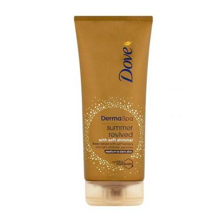 Dove Derma Spa Summer Revived Dark ( Body Lotion) 200 ml