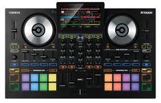 RELOOP TOUCH DJ kontroler se zvukovou kartou