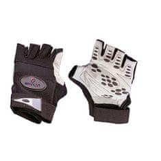 Spartan usnjene profesionalne fitnes rokavice, L