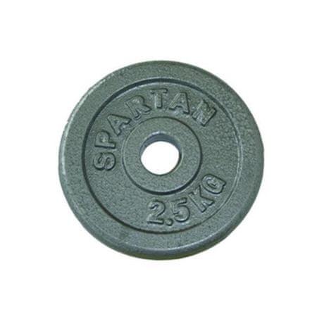 Spartan kolutna litoželezna utež 2x20kg