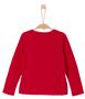 2 - s.Oliver dívčí tričko 92 - 98 červená