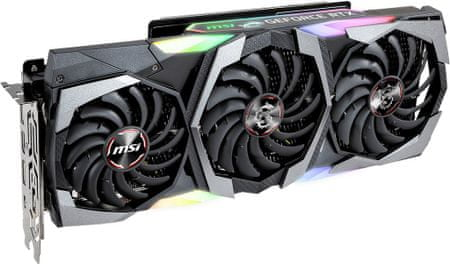 MSI GeForce RTX 2080 GAMING X TRIO 8G, 8GB GDDR6 (RTX 2080 GAMING X TRIO)