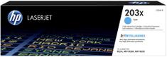 HP toner LaserJet 203X, cyan