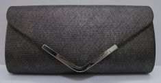 Tamaris ženska večerna torbica Brianna, temno siva