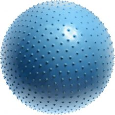 LIFEFIT gimnastična masažna Massage Ball, 55 cm
