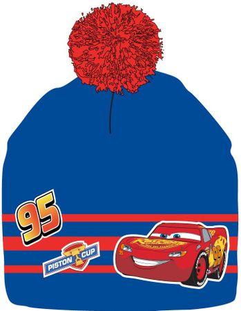 E plus M czapka chłopięca Cars 54 niebieska