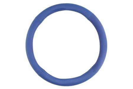 MAMMOOTH Potah na volant, 100% PVC, 36,5 - 38 cm, modrý