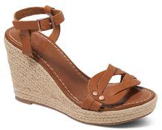 ROXY Dámske sandále Lydia Brown ARJL200535-BRN