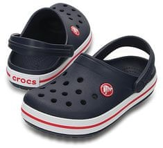 Crocs Dětské pantofle Crocband Clog Navy Red 204537-485 788321c1bc