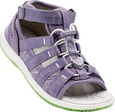 KEEN Dětské sandály Hadley Purple Sage/Greenery