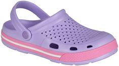 Coqui Pantofle damskie Lind o Lt.Lila / Pink 6413-100-0238