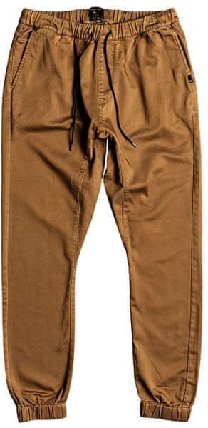 Quiksilver Pánské kalhoty Fonic Rubber Heather EQYNP03107-CPP0 (Velikost M)