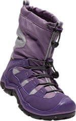 KEEN Junior cipő Winterport II Wp lila plumeria / könnyűfém