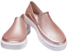 Crocs Női slip on CitiLane Roka Metallic Rose Dust 205154-6OD