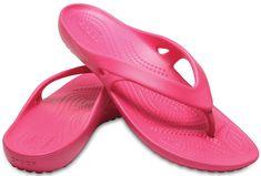 Crocs Dámské žabky Kadee II Flip Paradise Pink 202492-6NP f1fddce398