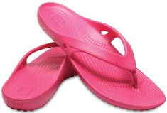 Crocs Női flip flop papucsKadee II Flip Paradise Pink 202492-6NP