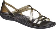 Crocs Dámske sandále Isabella Strap py Sandal Black 204915-001