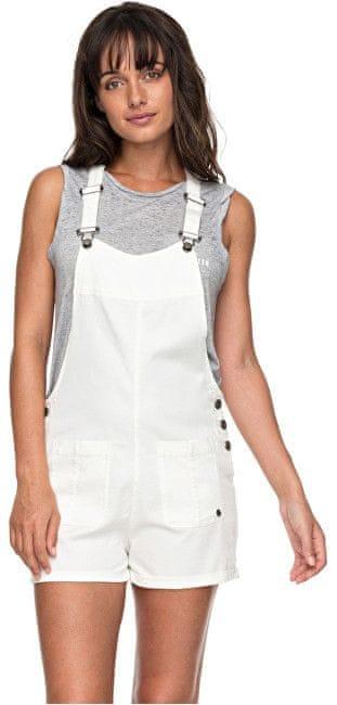 Roxy Dámské kraťasy Back In Miami ERJDS03162-WBB0 White (Velikost M)
