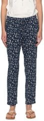 Roxy Dámské kalhoty Bimini Printed Pant Dress Blues Beyond Way Small ERJNP03157-BTK9