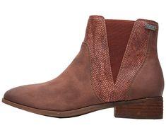 Roxy Kotníkové boty Linn Brown ARJB700592-BRN