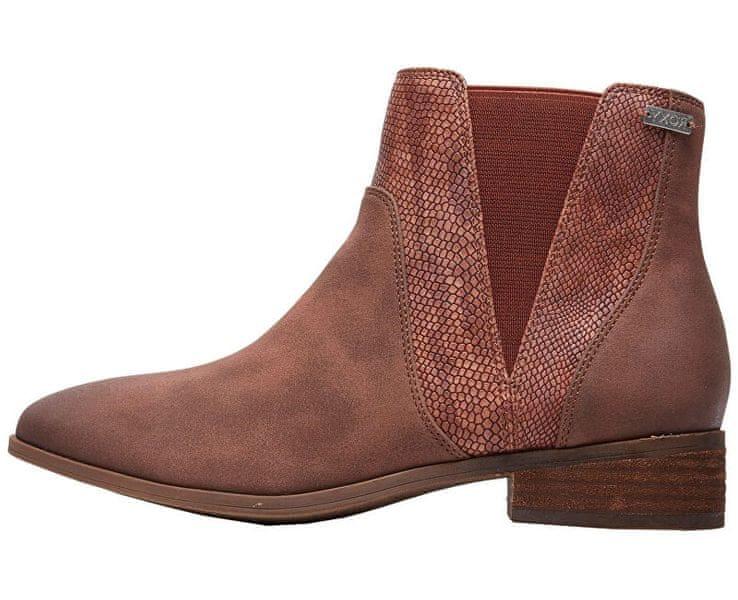 Roxy Kotníkové boty Linn Brown ARJB700592-BRN (Velikost 39)