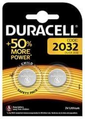 Duracell Speciální lithiové baterie DL 2032 B2