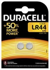 Duracell Speciální lithiové baterie DU LR 44